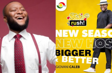 """TV3 Fires Nii Kpakpo Thompson As Host Of """"Date Rush"""" Show After Four Successful Seasons"""