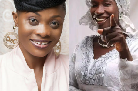 Next Time Slap Cecilia Marfo, She Will Stop Her Nonsense – Angry Diana Asamoah