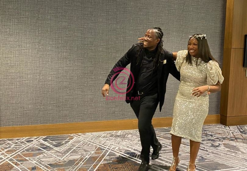 Music Producer, Brainy Beatz Marries Girlfriend In America (See Photos)