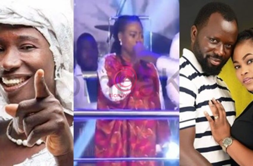 What Cecilia Marfo Did To Joyce Blessing Was Madness – Popular Music Producer Fires (Video)