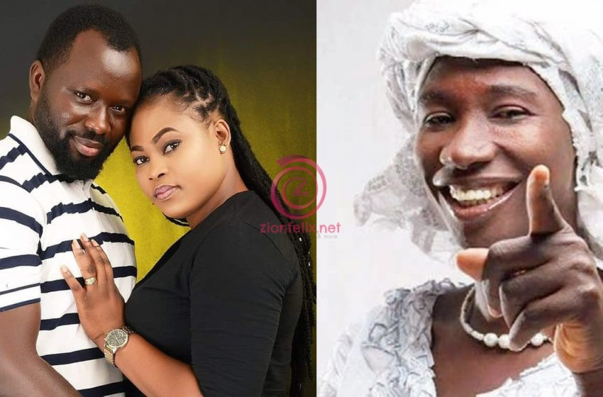 Cecilia Marfo Snatches Microphone From Joyce Blessing The 'Carlos Ahenkro' Style Publicly And  Tells Her To Go Back To Her Husband (Video)