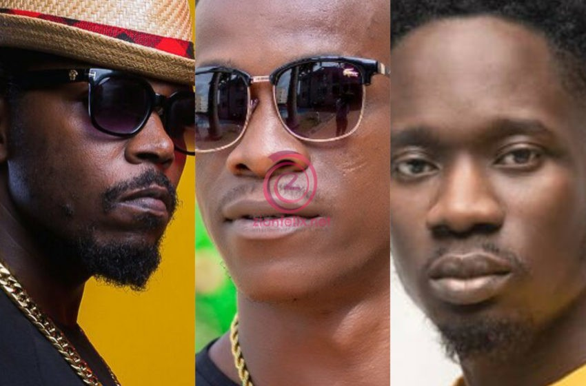"I Had No Idea Mr Eazi Was Dissing K.K Fosu On My ""Dondo"" Song – Kwaw Kese"