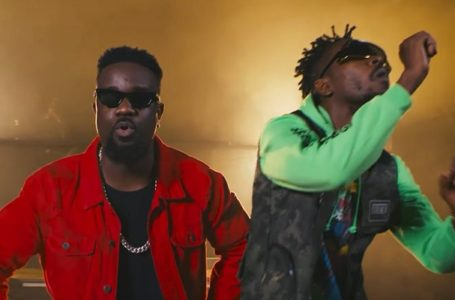 Kwaw Kese Makes Peace With Sarkodie After Blasting Him Recently (Video)