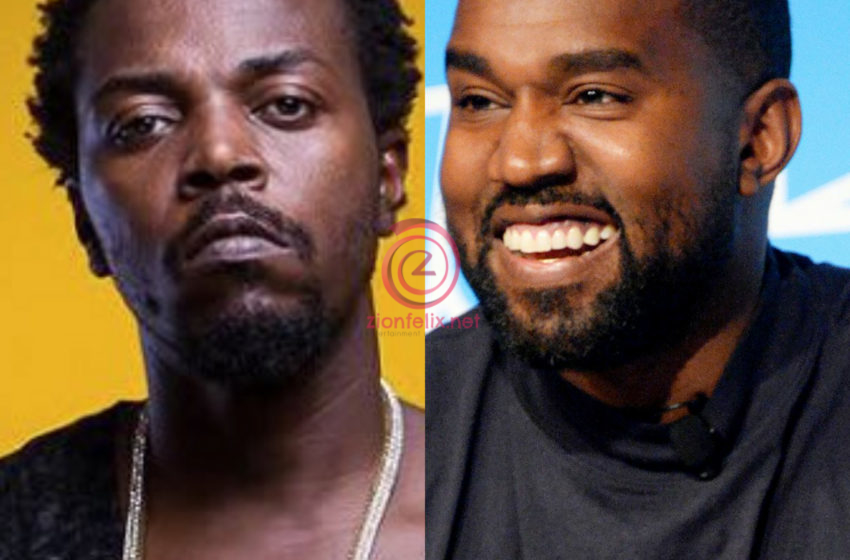 Kwaw Kese Narrates How He Met Kanye West (Watch Video)
