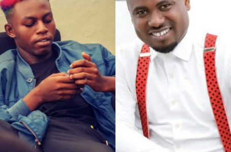 Abeiku Santana Crowns Kweku Flick As The New King Of Ghana Music (+Video)