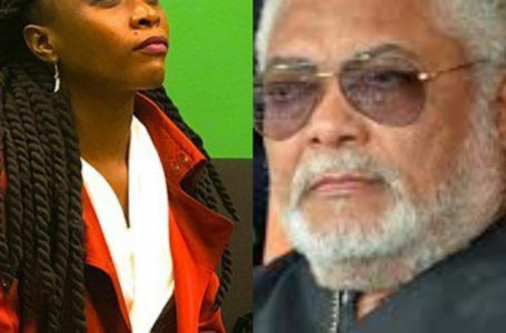 Rawlings Had A Good And Bad Side? What Do You Mean? – Leila Djansi Questions