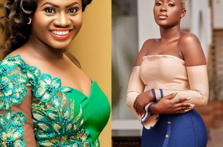 You Can Survive With Acting; It Depends On How You Brand Yourself – Fella Makafui Replies Martha Ankomah