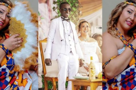 Bedroom Video From Patapaa and His Wife, Liha's Honeymoon Surfaces Online (Video)