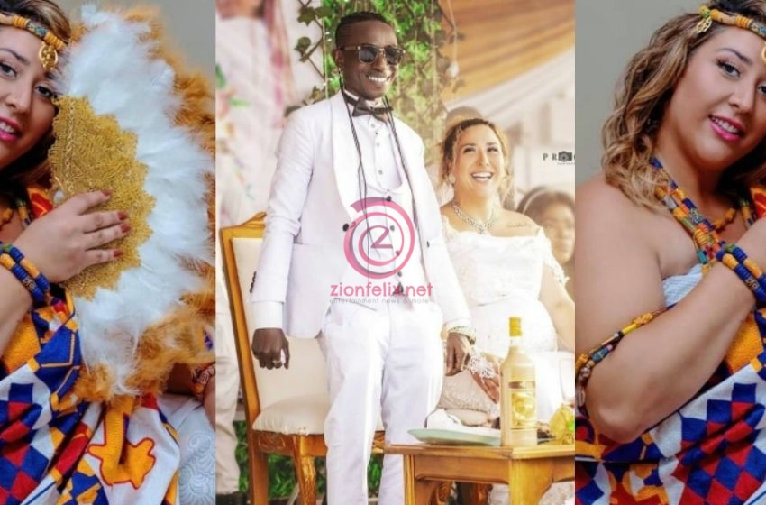 Just In: Patapaa And Wife Liha Miller Involved In Car Accident (Video And Photos Pop Up)
