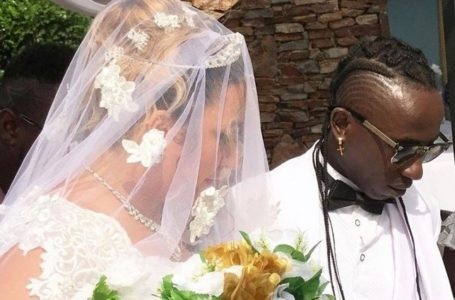 Patapaa Explains Why He Didn't Marry A Ghanaian Woman; Wife Supports Him (+Video)