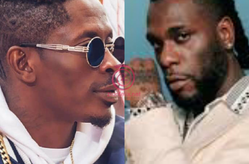 Watch New Video That Throws More Light On The Burna Boy And Shatta Wale Beef