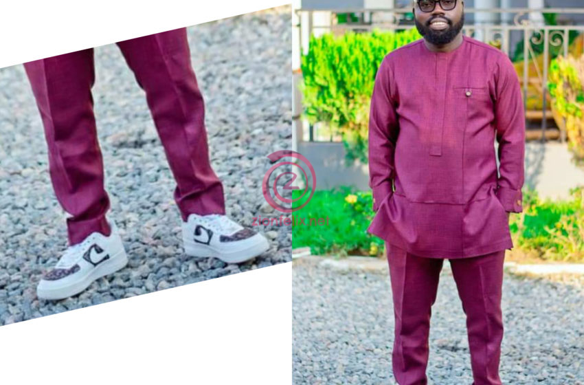 Twitter Users Troll NDC Deputy General Secretary Peter Boamah Otokunor For Poor Dressing (Photos)
