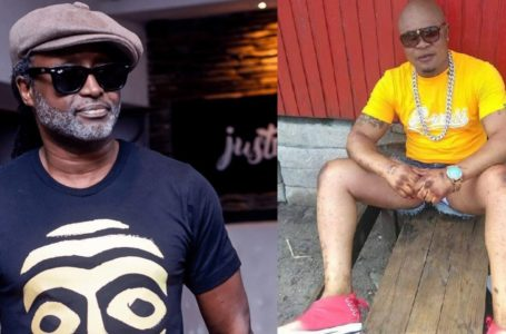 "Reggie Rockstone Describes Bukom Banku As A ""Gay Albino Gorilla"" Following His Decision To Over-Bleach Again"