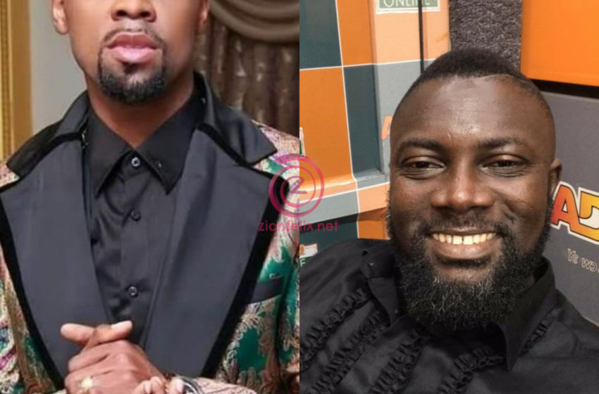 Rev. Obofour Is Very Wise – Says Popular Radio Presenter As He Reacts To His Infamous 'Berma Nyasani' Statement (Video)