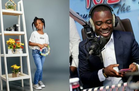 Popular Radio Presenter, Sammy Flex Shares Stunning Photos Of His Daughter As She Turns A Year Older Today