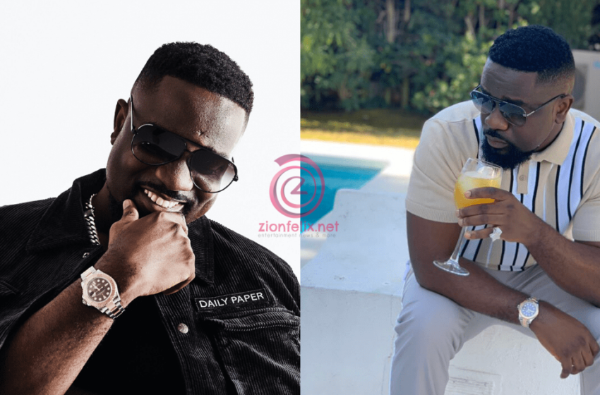Sarkodie Blasts Ghanaian MPs For Misbehaving And Disgracing Themselves On TV