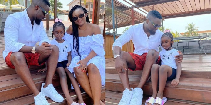 Lovely Photos And Videos From Sarkodie And His Family's Expensive Vacation Make Their Way Online