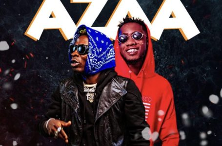 Shatta Wale Drops 'Azaa' Music Video Featuring Ypee (Watch)