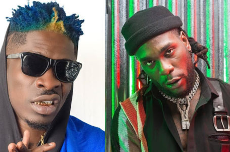 Angry Shatta Wale Wages 'W@r' On Burna Boy; Calls Him A P*$$y And Bl@sts Him Mercilessly In New Video (Watch Video)