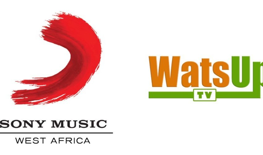 Sony Music Announces Partnership With WatsUp TV