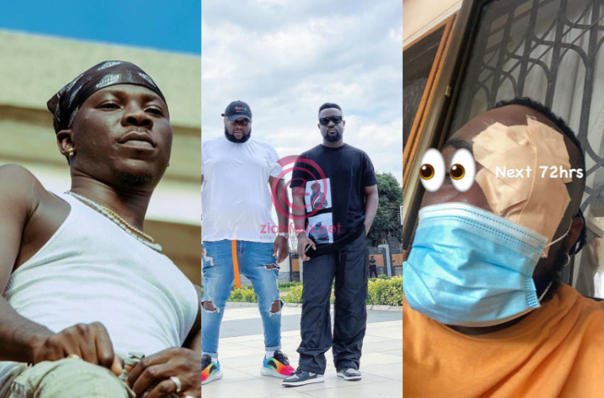 VIDEO: Sarkodie's Witness Told Lies Just To Get Me Jailed When My Issue With Angel Town Happened – Stonebwoy Makes Wild Allegation