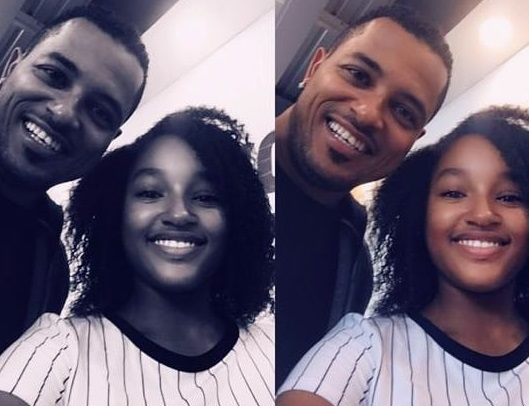 Van Vicker's Beautiful Teen Daughter Stuns Social Media With Her Perfect Dance Moves (Video)