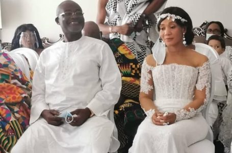 Kennedy Agyapong And His Second Wife Celebrate 25 Years Of Marriage; Photos Drop