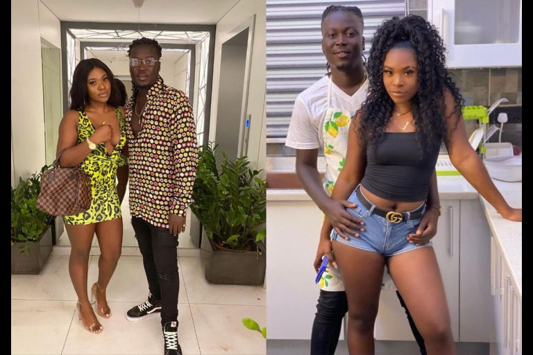Exclusive Photo Of The Wedding Invitation Of Musician Wisa Greid And His Beautiful Canada-based Fiancée Surfaces Online