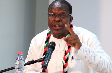 JUST IN: NDC's Alban Bagbin Is Elected Speaker Of The Eighth Parliament – He Beats NPP's Prof. Aaron Mike Oquaye