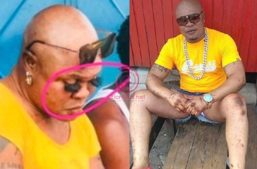 Bukom Banku Reveals The Absurd Reason Why He Is Bleaching Again (Video)