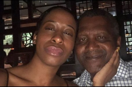 Billionaire Aliko Dangote Caught In Big Scandal As His Hidden Side Chick Pops  And Reveals How He Broke Her Heart Into 1000 Pieces (Photos)