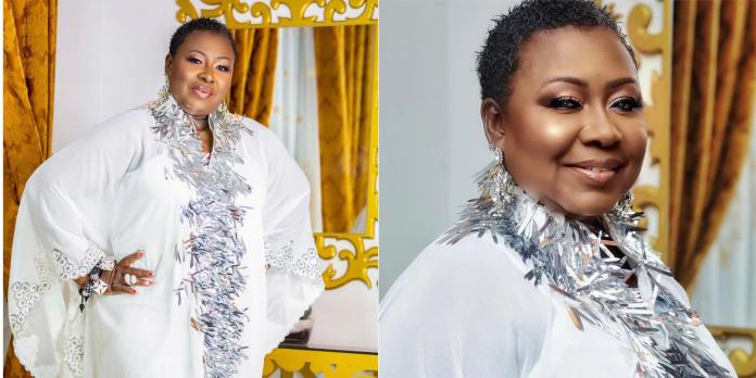 Oheneyere Gifty Anti Celebrates Her 51st Extraordinary Birthday With Lovely Short Hair Photos