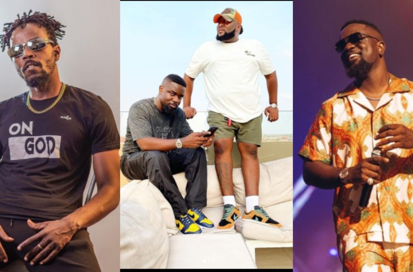I Have Done A Lot For Sarkodie So I Expect To Get Direct Access To Him And Not Go Through Angeltown First  – Kwaw Kese Laments