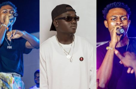 """Yes, Kweku Flick Deserves Most Popular Song With """"Money"""" – Kumerican Rapper Agrees (See Photo)"""