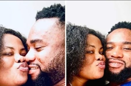 Anita Afriyie And Husband, Dan Kay Spotted K!ssing Passionately Just Moments After She Arrived In Ghana From Abroad (Video)