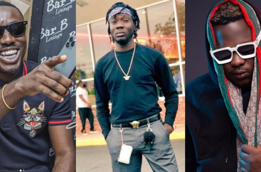 My Own AMG Business Crew Medikal And Criss Waddle Don't Support Me – Showboy Speaks In Video (Watch)