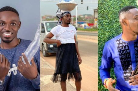 My Comment About Sarkodie's Daughter That Went Viral Sent Me Into Depression; I Cried Every Day – Comedian Waris Confesses (+Video)