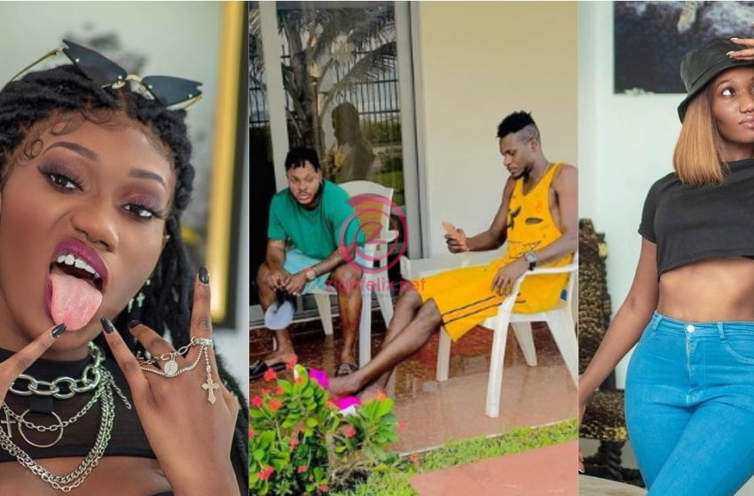 Vexmad Wendy Shay Curses Keche Joshua For Calling Her Depressed (Screenshot)