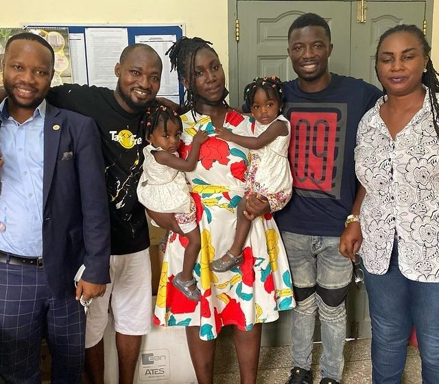 How I Convinced Vanessa And Mum To Reunite With Funny Face – Kwaku Manu Tells Everything