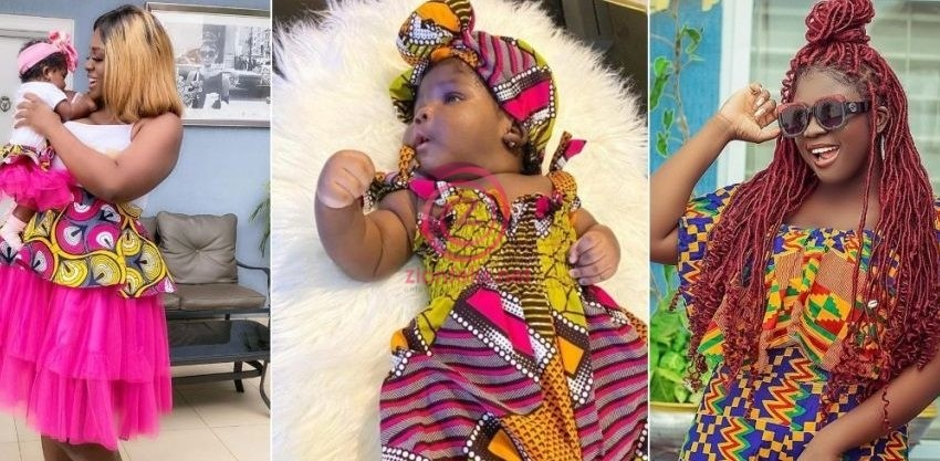 Exclusive Video: Tracey Boakye Shows Off The Plush Bedroom Of Her Daughter, Nhyira Which Has An Air Conditioner And Other Comfortable Things