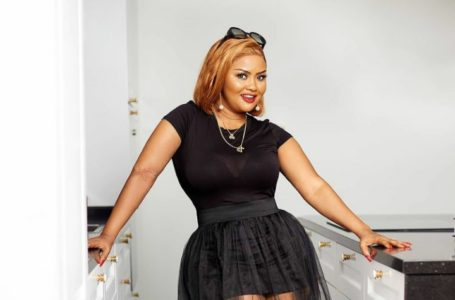 Nana Ama McBrown Puts Heavy Thighs On Display In New Photo