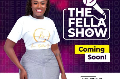 Fella Makafui To Start Her Own TV Show Dubbed The Fella Show