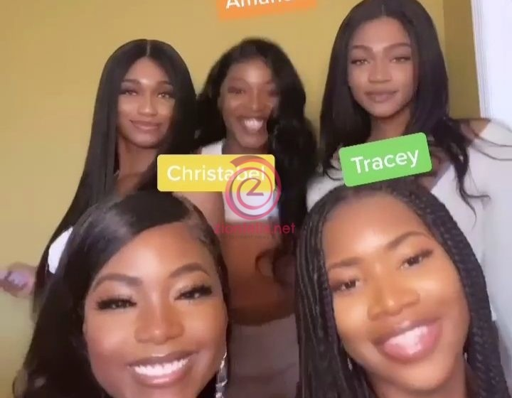 Kennedy Agypaong's Beautiful Daughters Talk Ghanaian Men, Love, Money, Hair And Make Up In New Video