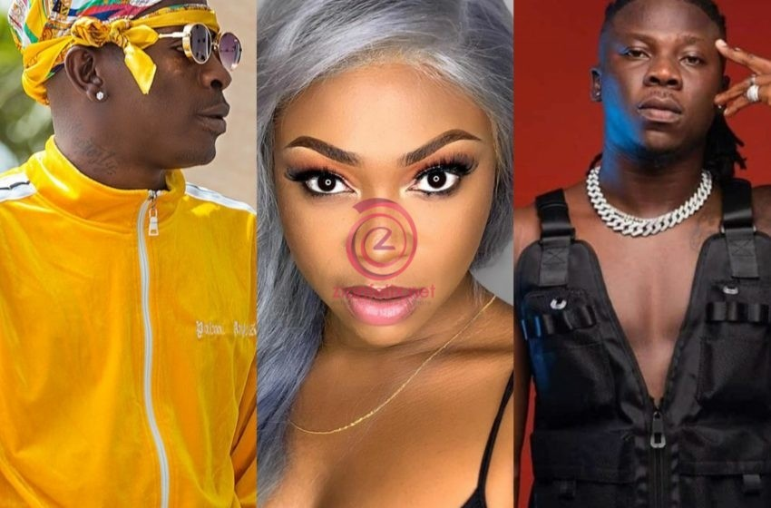 (Watch Video) Shatta Michy Wants Shatta Wale And Stonebwoy Beef To Continue