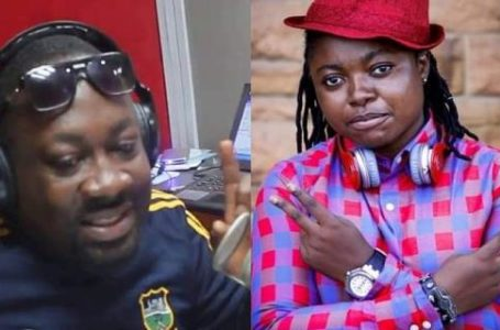DJ Iyce Replies Happy FM Presenter Who Claimed He Had Problems With Her Because She Was A Lesbian (+ Screenshots)