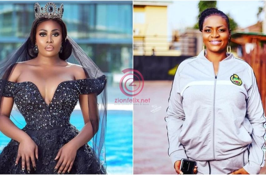 Nana Akua Addo Boldly Takes On Ayisha Modi As She Reacts To Her Threats (Video)