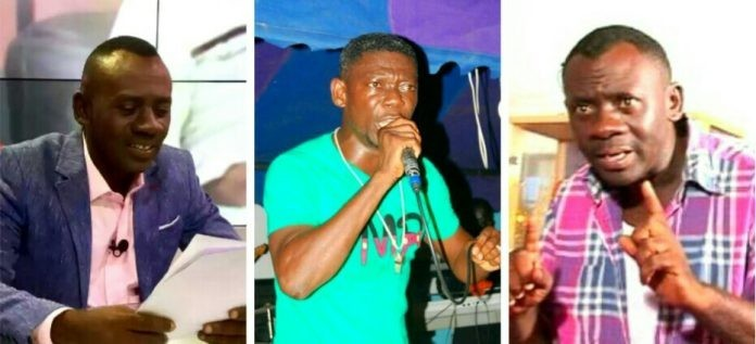 I Took My Two Cars To Agya Koo's House To Thank Him When I Bought Them – Akrobeto