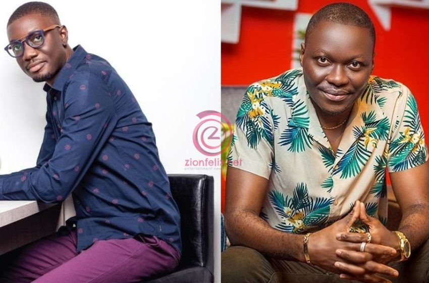 Blogger, Ameyaw Debrah And Entertainment Critic, Arnold Asamoah 'F!ght' On Social Media Over Shatta Wale & Stonebwoy VGMA Ban Lifting Reports (+screenshots)