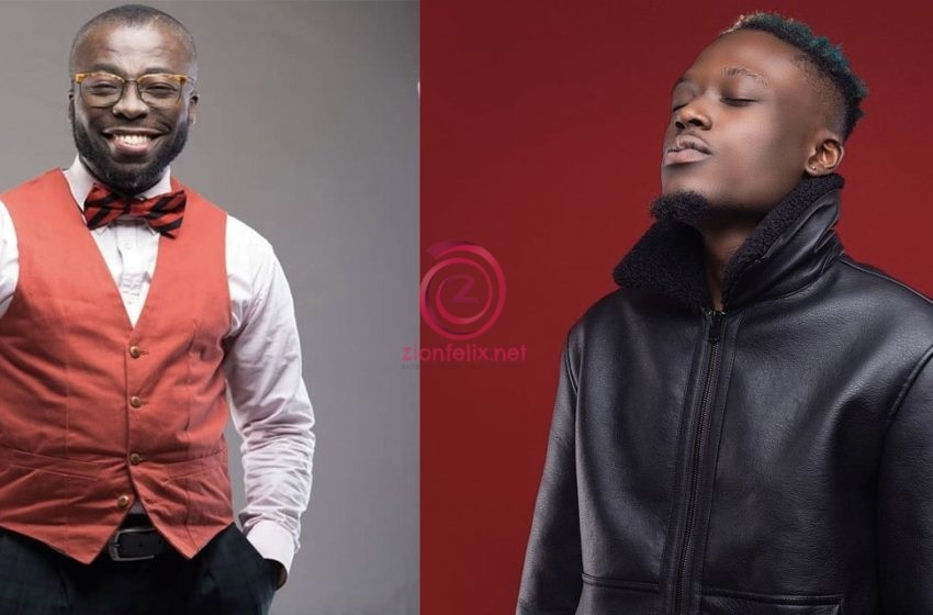 Andy Dosty And Okesse 1 Quickly Smoke The Peace Pipe; They Apologize To Each Other In New Video