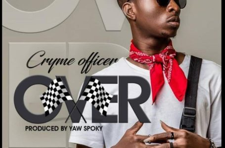 Cryme Officer Drops 'Over' Music Video (Watch)